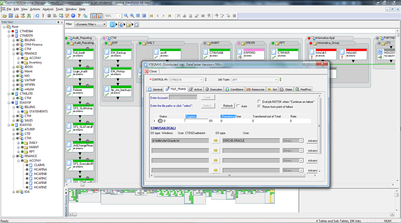 BMC Control-M Screenshot 3